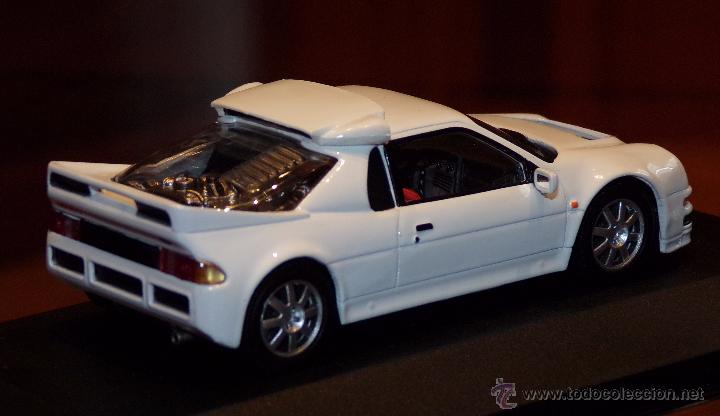 Coches a escala: FORD RS200 ESCALA 1:43 DE WHITE BOX EN CAJA - Foto 4 - 53745518