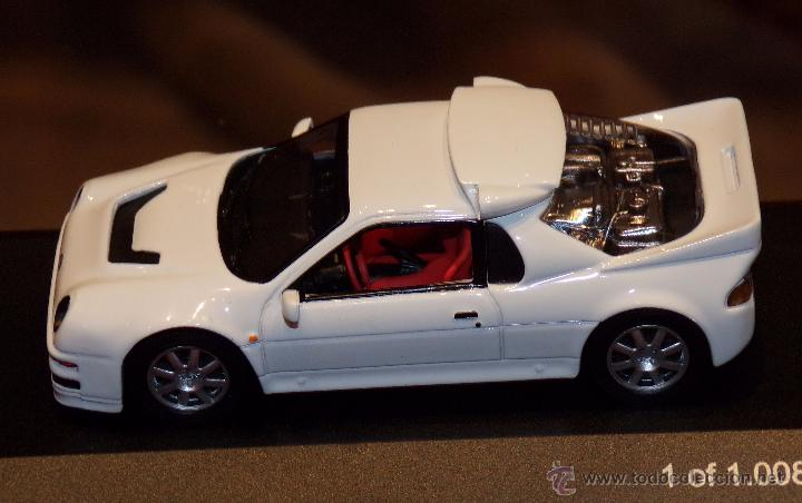 Coches a escala: FORD RS200 ESCALA 1:43 DE WHITE BOX EN CAJA - Foto 5 - 53745518
