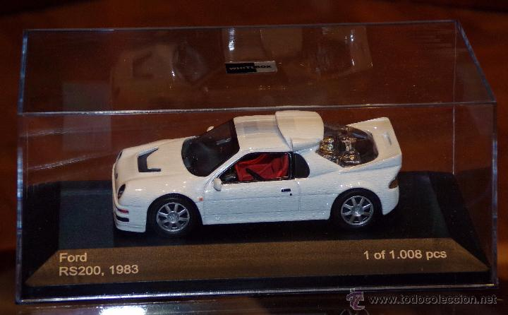 Coches a escala: FORD RS200 ESCALA 1:43 DE WHITE BOX EN CAJA - Foto 6 - 53745518