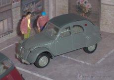 ° Norev 150512 citroen 2 CV 6 club amarillo-jet Car escala 1:43 coche modelo nuevo
