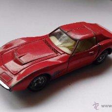 Coches a escala: COCHE ANTIGUO INTER CARS NACORAL CORVETTE. Lote 53885336