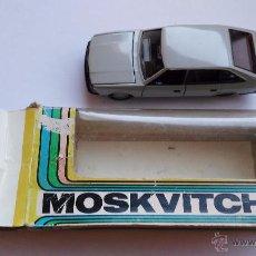 Coches a escala: COCHE MOSKVITCH 426 COCHE RUSO EN CAJA . Lote 53980322