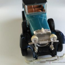 Coches a escala: GUISVAL MADE IN SPAIN LINCOLN L CREO ES ESC 1:43. MIDE 13 CMS. Lote 54161369