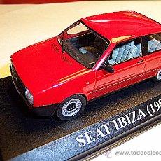 Carros em escala: SEAT IBIZA GLX ALTAYA 1:43. Lote 172656708