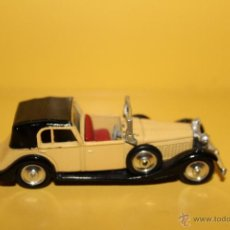 Coches a escala: COCHE RAMI SIN CAJA - HISPANO SUIZA 1934 - 1/43 - MADE IN FRANCE. Lote 54541978