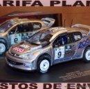 Coches a escala: PEUGEOT 206 WRC RALLYE KENYA 2000 G. PANIZZI - H. PANIZZI ESCALA 1:43 DE SKID EN CAJA ESTA ESTA. Lote 54810105