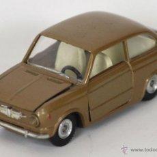 Coches a escala: FIAT 850 EN METAL. POLITOYS - M. REF 513. ESC 1/43. MADE IN ITALY.. Lote 54819258