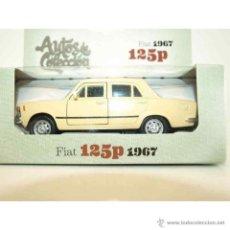 Coches a escala: MODELO FIAT 125P 1967. MAISTO. ESCALA 1/39. . Lote 55009037