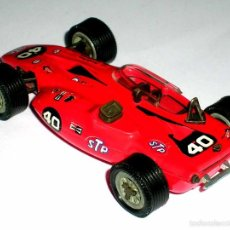 Coches a escala: STP PAXTON TURBINE TURBO CAR INDY 500 REF. 101, 1/43, FARACARS MADE IN FRANCE, ORIGINAL AÑO 1967.. Lote 55353357