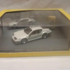 Coches a escala: COCHE A ESCALA RENAULT ALPINE A 310 V6 PACK GT - ESCALA 1:43 - UNIVERSAL HOBBIES - PRODUCTO OFICIAL. Lote 55574210