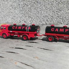 Model Cars - camion pegaso campsa,escala 1/43 - 55955181