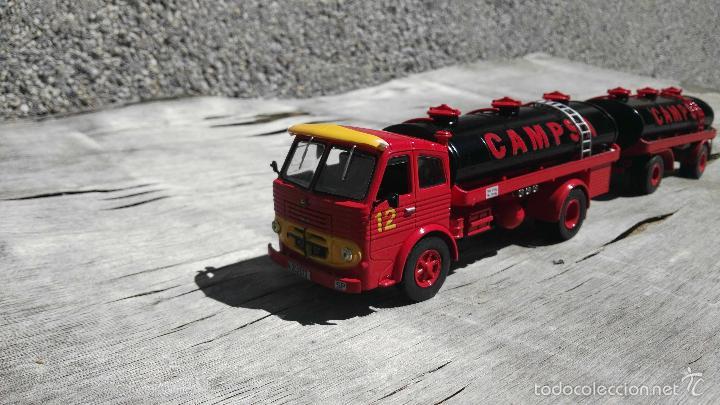Coches a escala: camion pegaso campsa,escala 1/43 - Foto 2 - 55955181