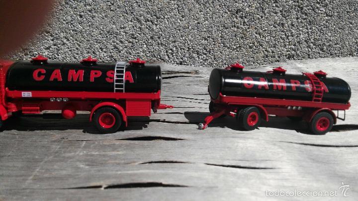 Coches a escala: camion pegaso campsa,escala 1/43 - Foto 3 - 55955181