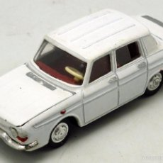 Coches a escala: RENAULT 10 BLANCO JOAL 1/43 MADE IN SPAIN AÑOS 70. Lote 56503469