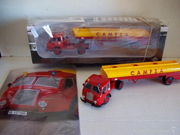 Coches a escala: Planeta DeAgostini /Camiones Articulados, nº 1 - PEGASO MOFLETES 1:43 /Sin abrir - Foto 2 - 56545733