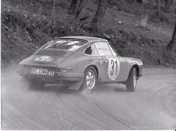 """DIE CAST /"""" PORSCHE 911 S RALLYE MONTE CARLO 1969 /"""" SCALA 1//43"""