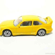 Coches a escala: BMW M3 ESCALA 1/43 BURAGO COCHE METAL MINIATURA SIN CAJA. Lote 56871575