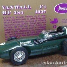 Coches a escala: VANWALL F1 1957 #18 R98 BRUMM 1/43. Lote 56930684
