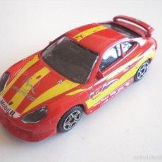 Coches a escala: COCHE PORCHE 911 CARRERA RALLY ESCALA 1/43 COLECCIÓN BURAGO. Lote 56978974