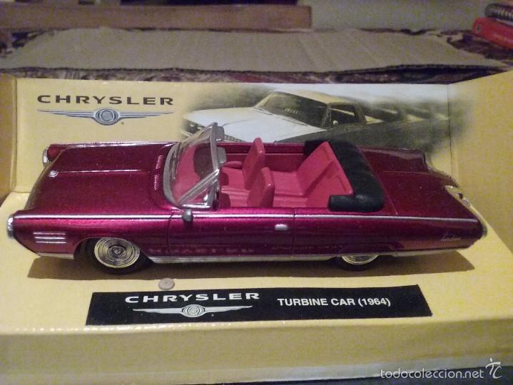 1352 Chrysler Turbine Car 1964 Caj49 Comprar Coches A Escala 1 43