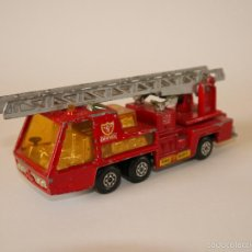 Coches a escala: MATCHBOX - FIRE TENDER SUPERKINGS SUPER KINGS K-9 (1972). Lote 57258387
