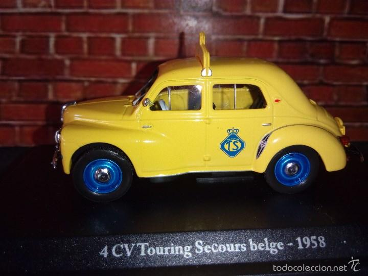 1//43  RENAULT 4CV TOURING SECOURS 1958