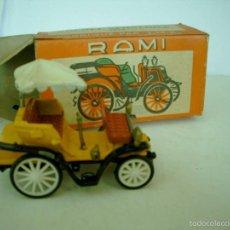 Coches a escala: RAMI ROCHET SCHNEIDER 1896 EN CAJA. Lote 57384794
