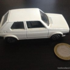Coches a escala: VOLKSWAGEN GOLF GTI II SOLIDO 1/43 MADE IN FRANCE COLOR BLANCO. Lote 57986540