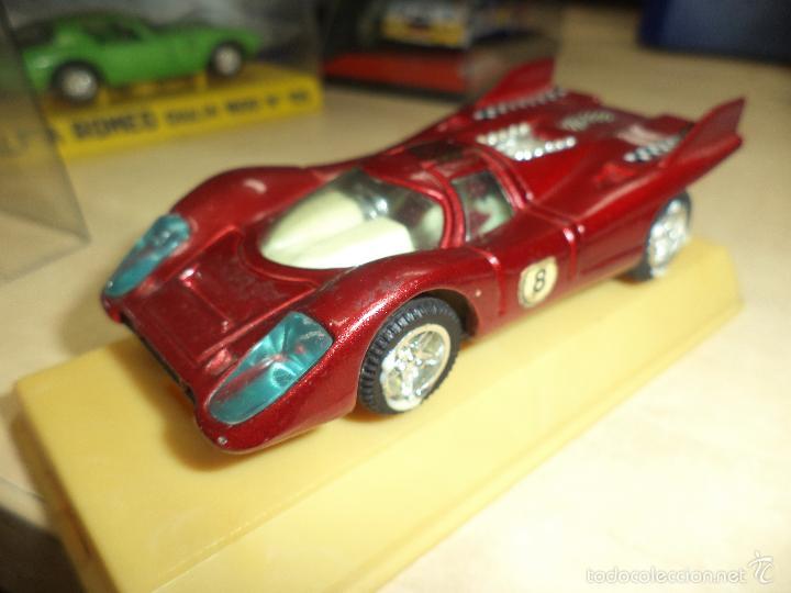 Coches a escala: JOAL - Porsche 917 Le Mans.Ref.nº 121.Made in Spain años 70. - Foto 2 - 58100196