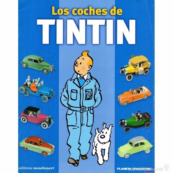 COLECCION CASI COMPLETA - LOS COCHES DE TINTIN 1/43 - 32 COCHES (Juguetes - Coches a Escala 1:43 Otras Marcas)