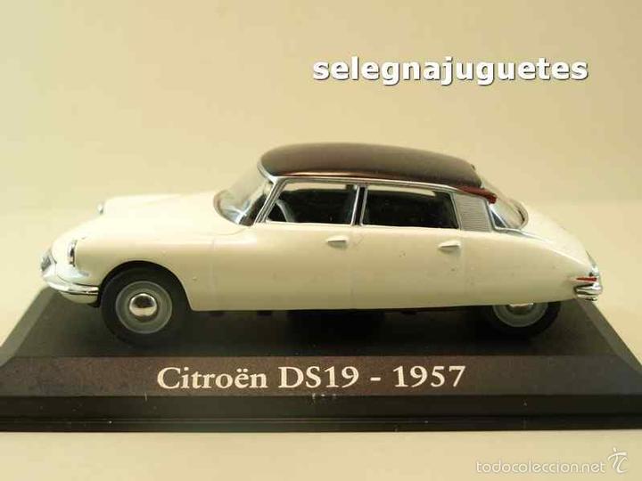 citroen ds19 1957 vitrina escala 1 43 ixo r kaufen modellautos rh de todocoleccion net