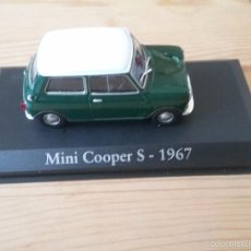 Coches a escala: MINI COOPER S -1967 ESCALA 1/43. Lote 58651607