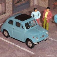 Coches a escala: COCHE FIAT 500 (1957) - DEL PRADO 1/43. Lote 58903320