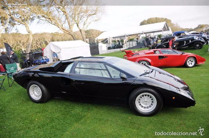 Lamborghini Countach Lp400 Escala 1 43 En Ca Buy Model Cars At