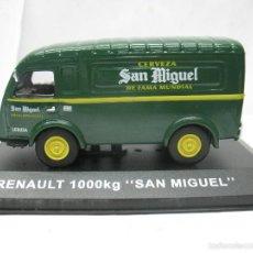 Coches a escala: FURGONETA RENAULT 1000 KG SAN MIGUEL - ESCALA 1/43. Lote 60913967