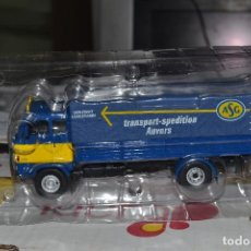 Coches a escala: CAMION VOLVO TRANSPORT-SPEDITION ANVERS ALTAYA 1:43. Lote 62059300
