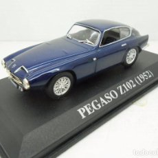 Coches a escala: COCHE PEGASO Z102 ALTAYA AÑO 1952 IXO METAL MODEL CAR 1/43 1:43 MINIATURA MINIATURE MAQUETA. Lote 205805726
