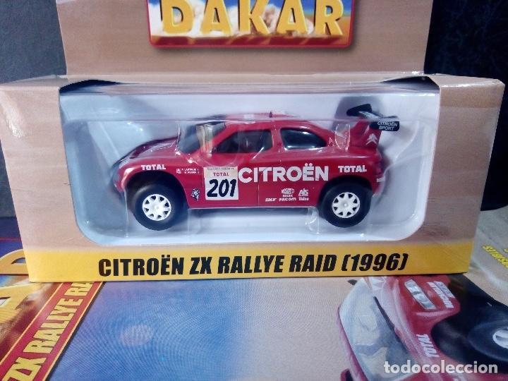 Colombia 1996 Rallye Raid Zx Escala Dakar Citroen 143 Coleccion De 2YD9WEIH