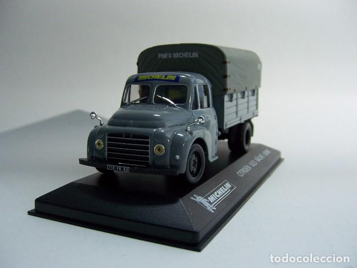 Coches a escala: citroen u23 michelin altaya 1/43 - Foto 1 - 169149426