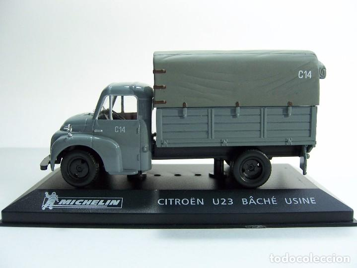 Coches a escala: citroen u23 michelin altaya 1/43 - Foto 2 - 169149426