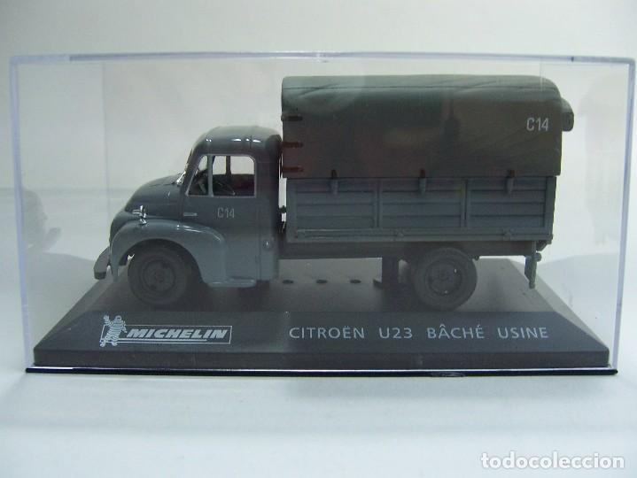 Coches a escala: citroen u23 michelin altaya 1/43 - Foto 1 - 169149392