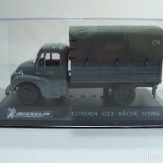 Coches a escala: CITROEN U23 MICHELIN ALTAYA 1/43. Lote 169149392