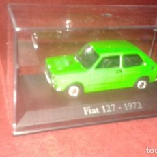 Modellautos - Seat / Fiat 127 ,3 puertas.1972.Esc.1/43 ixo altaya nuevo y en urna dura - 95588878