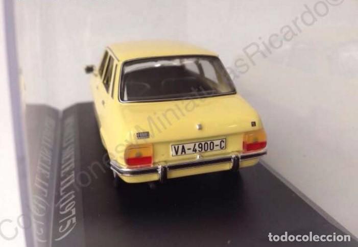 Coches a escala: Renault 7 TL 1975 - coche clásico de calle 1:43 siete - Ixo (Altaya) - Foto 2 - 70068453