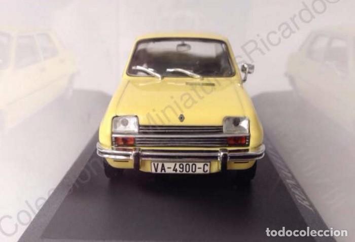 Coches a escala: Renault 7 TL 1975 - coche clásico de calle 1:43 siete - Ixo (Altaya) - Foto 4 - 70068453