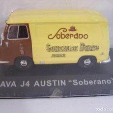 1/43,SAVA J4 SOBERANO, COLECCION FURGONETAS ALTAYA.