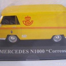 Coches a escala: 1/43 MERCEDES N1000 CORREOS, SOLO ABONADOS ALTAYA.. Lote 135940454