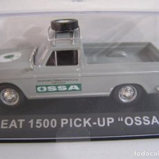 Coches a escala: 1/43 SEAT 1500 PICK UP OSSA ,COLECCION FURGONETAS ALTAYA.. Lote 155859080