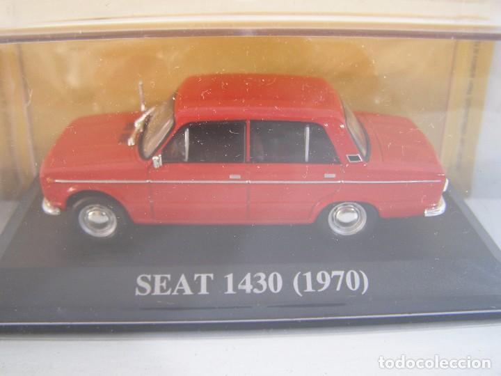 1/43 SEAT 1430 ROJO DE 1970 , TEST SEAT ALTAYA. (Juguetes - Coches a Escala 1:43 Otras Marcas)