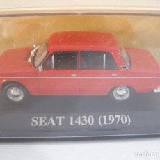 Coches a escala: 1/43 SEAT 1430 ROJO DE 1970 , TEST SEAT ALTAYA.. Lote 114472519